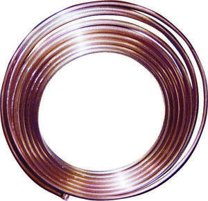 Mueller Ref 3 16 Refrigeration Soft Coil Tubing 3 16 In 50 Ft L Copper