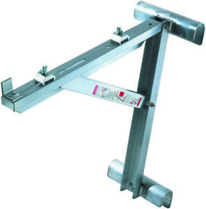Werner Ac10 2 rung Long Body Ladder Jack 300 Lb Load Capacity Aluminum