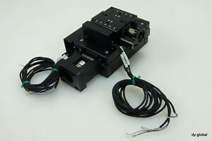 Motorized Xy Axis Stage W o Motor Act i 98 1g11
