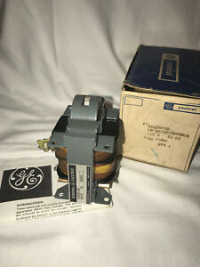 General Electric Solenoid Model Cr9503 209mab204 110 Volt 60hz Pull Form