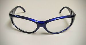 Radiation X ray Safety Glasses goggles Lead Lined Glass Lenses W Side Shields