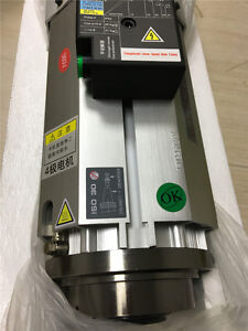 11hp Atc Bt30 Spindle Motor 8kw Automatic Tool Change Spindle Air cooling Cnc