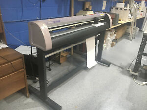 Mimaki Cg 130 Fx Cutting Plotter