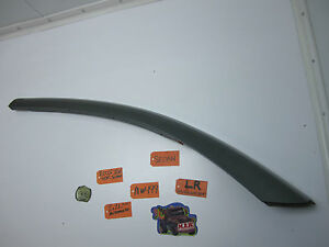 03 07 Ion Sedan 4 Door Driver Side L Lh Lr Left Rear Back Roof Panel Molding Car