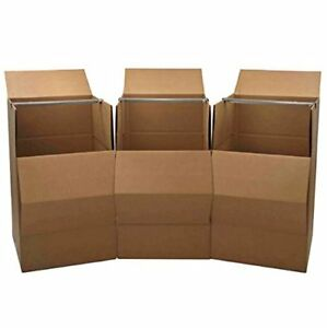 Wardrobe Moving Boxes 3 pack