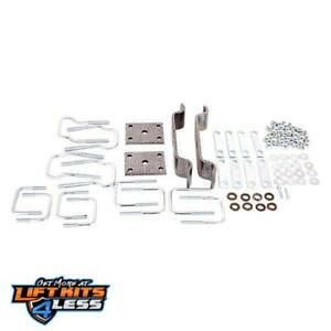 Hellwig 25301 Load Serie Helper Spring Mounting Hardware Kit For 11 17 Ford F250