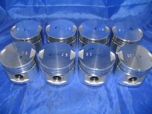 Pistons Rings 1956 56 Desoto 330 Hemi V8 New Set