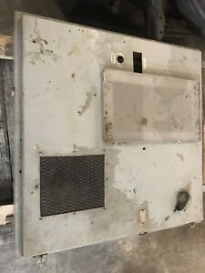 36x36x8 Wall Mount Steel Electrical Enclosure Box W back Plate