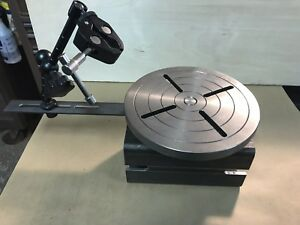 Welding Positioner Turntable Fixture Made In Usa