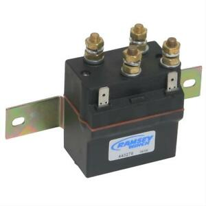 Ramsey Winch Solenoid Replacement 12 V Dc Atv Winch Sealed Each