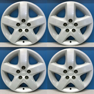 2007 2008 Chevrolet Cobalt 3252 16 5 Spoke Hubcaps Wheel Covers 09596134 Set