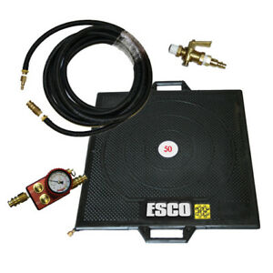 Esco Equipment 12112k Air Bag Jack Kit 50 Tons
