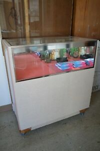 Display Case Glass With Drawers Jewelry Store Retail Used Pull Out Moving Offer
