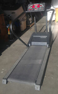 Jas Trackmaster Model 210 ac Stress Test Fitness Treadmill With Tm5 Controller