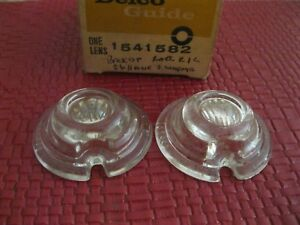 Nos 1956 Studebaker Hawk Backup Lens Set