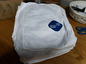 Dupont Tyvek 2x Coverall Quantity Of 10 Hoodless