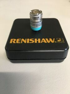Renishaw Tp20 Low Force Probe Module With Case In Excellent Working Condition