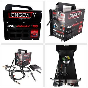 Electric Welding Machine Heavy Duty Wire Durable Light Weight Variable Knobs