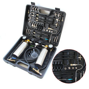Fuel Injector Cleaner Tester Gx200 Non Dismantle Fuel System Petrol Vehicle Usa