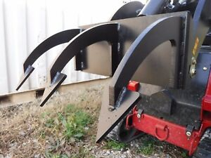 Toro Dingo Mini Skid Steer Attachment Scarifier Ripper Soil Tiller Ship 69