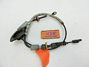 For Shift Cable Cabel Shifter 08 10 Vue Automatic Transmission Auto Gear Awd 4wd