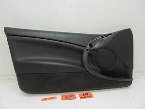 Cougar Front Door Panel Left L Driver Side Arm Rest Speaker Cover Pull Handle