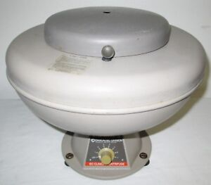 Made In The Usa Iec Cl Centrifuge 4 Place Swing Rotor 4 50ml Shields 3340 Rpm