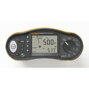 Fluke 1662 Us Basic Multi function Installation Tester Us Power Cord
