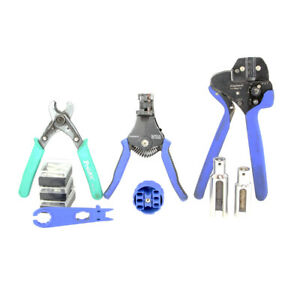 Amphenol Industrial H4tk0000 Crimp strip Tool Kit For Field Installation Service