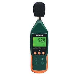 Extech Sdl600 Sound Level Meter datalogger With Sd Card