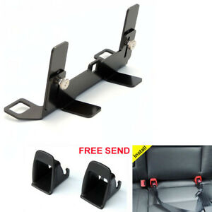 Universal Car Seat Belt Interfaces Guide Bracket For Children Baby Safety Seat