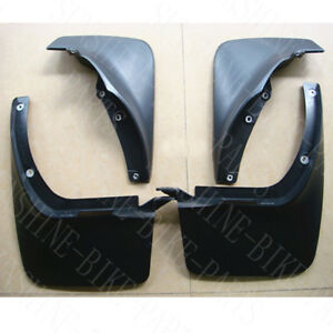 4x For 1995 2000 Toyota Rav4 Sxa15 Car Side Fender Mud Flaps Splash Guards Lh