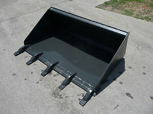 Toro Dingo Mini Skid Steer Attachment 42 Low Pro Tooth Bucket Ship 149