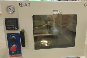 Ai Ul csa Certified 5 Sided 0 9 Cu Ft 110v Vacuum Oven Refurbished