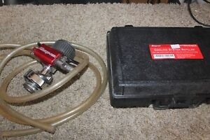 Snap On Cooling System Refiller Vacuum Type Svtsrad262a
