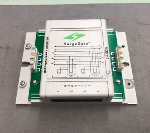 Itw Linx Surgegate Mc04110 Secondary Telecom Protector 8 wire Protection