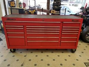 Snap On Classic 96 18 Drawer Tool Box