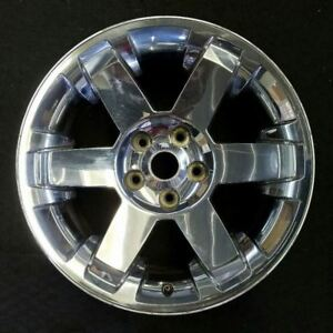 20 Inch Chrome Dodge 1500 Pickup 2009 2012 Oem Factory Alloy Wheel Rim 2365