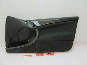 99 02 Cougar Front Door Panel Right R Rh Rf Passenger Arm Rest Speaker Cover Car