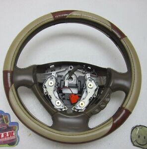 Steering Wheel Had Cruise Control Switch Speed Button Fits 97 00 Mazda Millenia