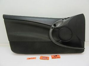 Cougar Front Door Panel Left L Lh Driver Side Arm Rest Speaker Cover Pull Handle