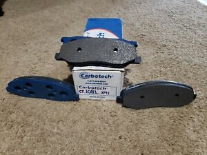 Carbotech Xp12 Front Brake Pads 1081
