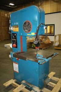 Used Doall 2013 v Band Saw 17763