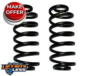 Skyjacker Tj40r Softride Coil Spring For 1997 2002 Jeep Wrangler Tj Se L4 Gas