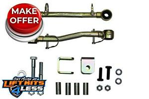 Skyjacker Sbe120 Sway Bar Ext End Links Disconnect For 1997 04 Jeep Wrangler Tj