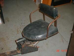 Allis Chalmers Wd wd45 Tractor Easy ride Seat Assembly Ac Wd45 wd
