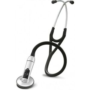 New 3m Littmann 3100bk27 Cardiology Electronic Stethoscope Black new