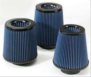 Afe Air Filter 5 ply Progressive Conical 5 0 Inlet 18 0 L 4 75 Top 6 5
