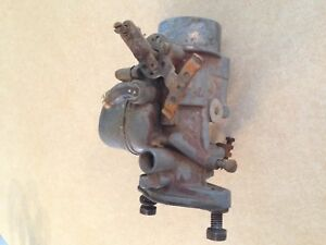 Zenith Carburetor Vh4d Wisconsin Engine Motor 57g L13714 Side Mount