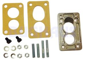 Weber Dgv Carburetor Adapter Kit For Datsun Mazda Nissan Samurai Free Ship